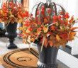 Autumn Lantern Urn Filler