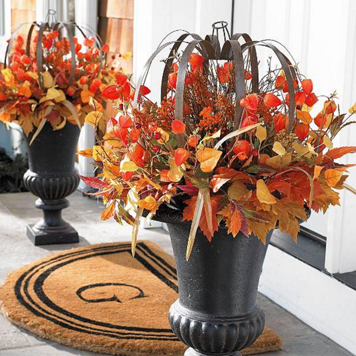 Autumn Lantern Urn Filler