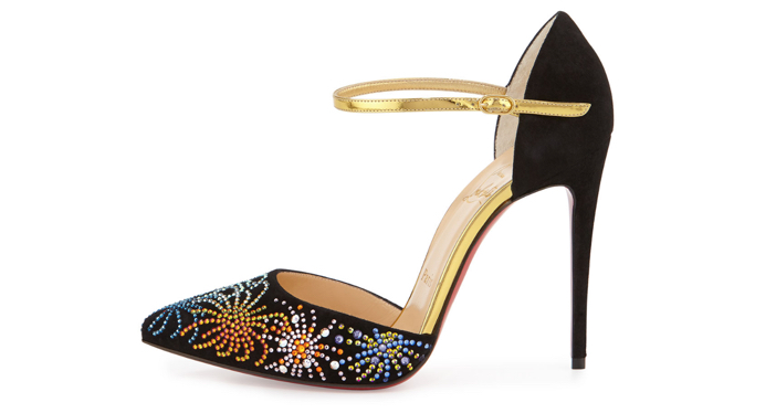 Christian Louboutin Rivierina On Fire 2