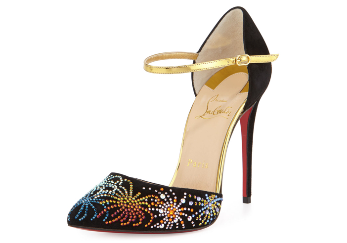 Christian Louboutin Rivierina On Fire