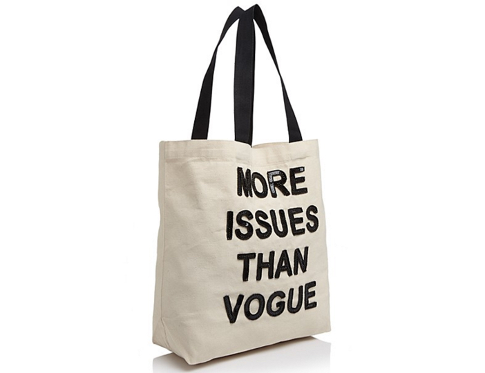 Fallon & Royce More Issues Than Vogue Tote 2