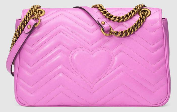 Gucci GG Marmont Matelassé Shoulder Bag 3