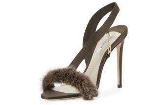 Olgana Paris L'Amazone Mink Fur Sandal 5