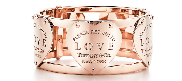 Tiffany & Co. Return To Tiffany Love 2