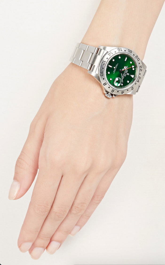 Vintage Rolex Oyster Explorer II Watch 2