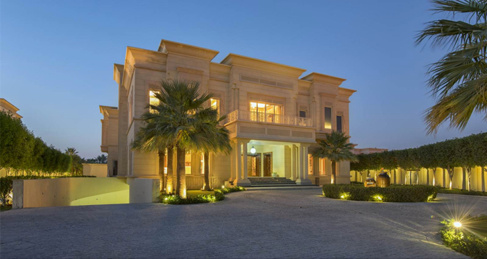 $50 Million Majestic Golf Course Mansion in Dubai 12