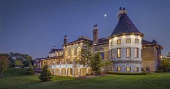 Estate of the Day: $6.5 Million Timelessly Elegant Mansion in South Barrington, Illinois