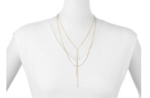 Lana 14K Elite Blake Layered Necklace 3