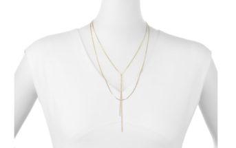 Lana 14K Elite Blake Layered Necklace 3
