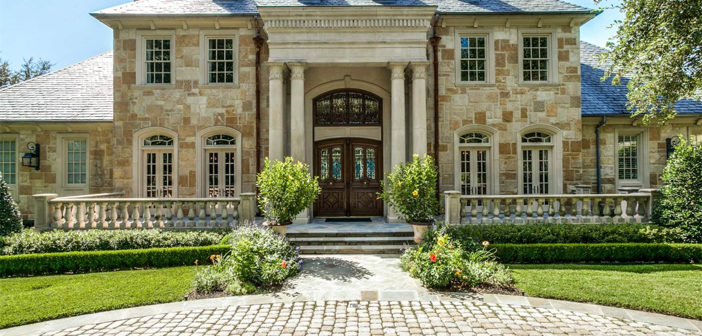 Estate of the Day: $11.5 Million French Country Estate in Dallas, Texas