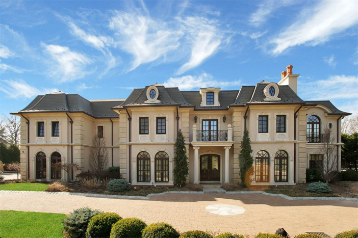 French Chateau Mansion