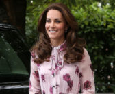 Kate Middleton Wears Kate Spade!