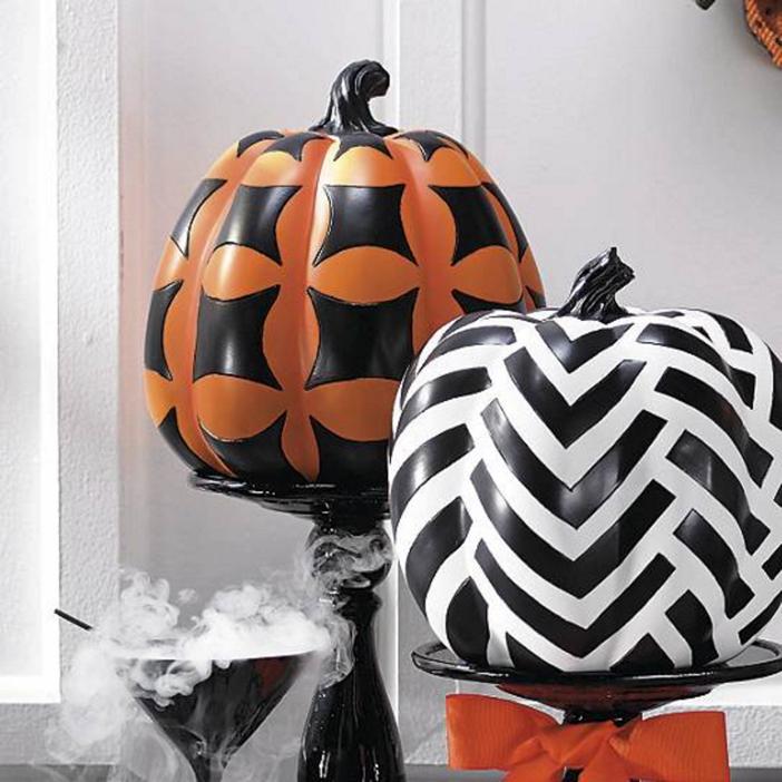 painted-pumpkins-2