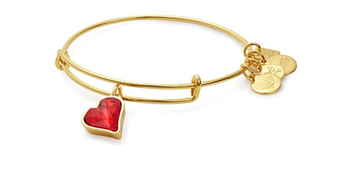 Valentines Day Gift Idea Alex And Ani Heart Of Strength