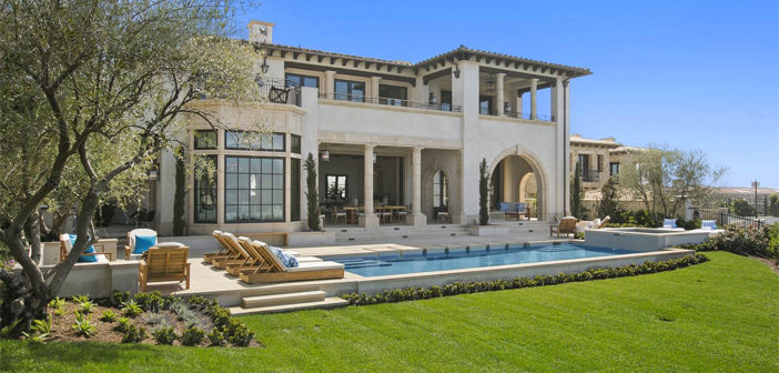 Estate of the Day: $20 Million Mediterranean Style Estate with Ocean Views in Newport Coast, California
