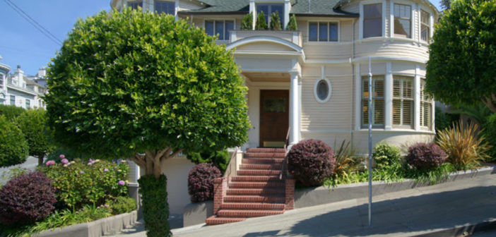 Estate of the Day: $4.45 Million San Francisco Home Used in Mrs. Doubtfire Movie Up For Sale