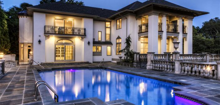 Estate of the Day: $4.3 Million Casa Del Sole Historic Villa in Newport, Rhode Island