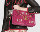 Gucci GG Marmont Embroidered Medium Bag