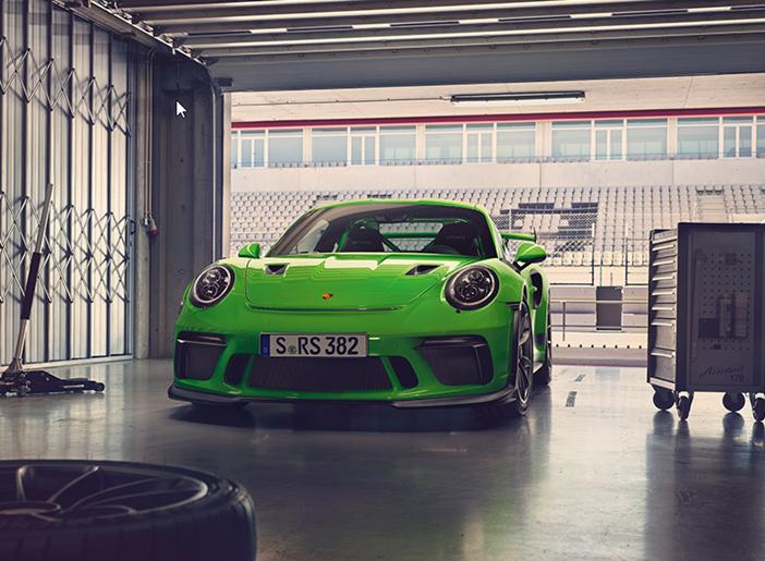 Porsche-991-2-GT3-RS-Garage
