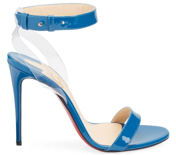 new arrival e943b eb42d Shoe of the Day: Christian Louboutin Jonatina Patent Leather ...