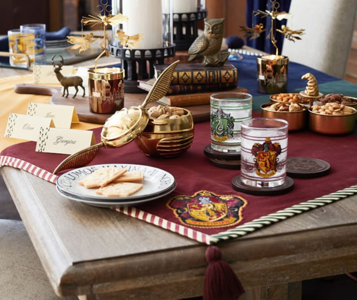 Deck Your Table Out In Harry Potter Decor With Pottery Barnu0027s Adorable In  Series ($29.50 $129). Whether You Want To Represent The Harry Potter World  With A ...
