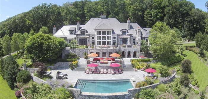 Estate of the Day: $29.5 Million English Country Mansion in Mahwah, New Jersey