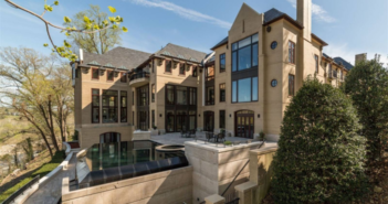 Estate of the Day: $62.9 Million Falls Mansion and Marden House in McLean, Virginia