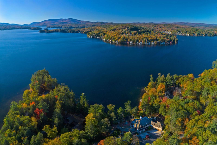 Estate Of The Day 7 9 Million Lake Sunapee Masterpiece