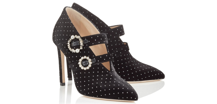 Shoe of the Day: Jimmy Choo Larrissa Pumps