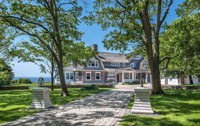Estate Of The Day 5 8 Million Eastern Point Cottage In