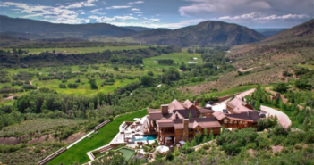 Estate of the Day: $50 Million Four Peaks Ranch in Snowmass, Colorado