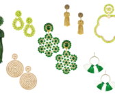 Get Ready For St. Patrick's Day with Lisi Lerch Earrings