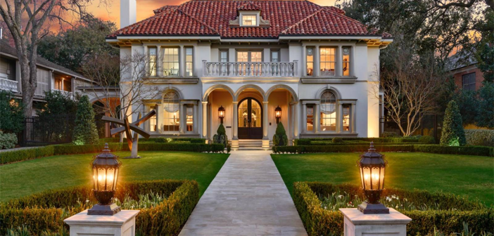 Estate of the Day: $9.9 Million Luxurious Mansion in Highland Park, Texas