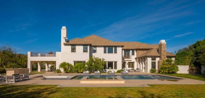 Estate of the Day: $4.6 Million Grand Contemporary Manor in Calabasas, California