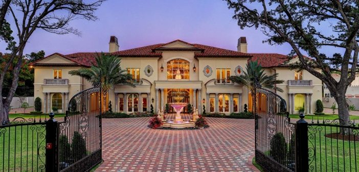 Estate of the Day: $14.5 Million Country Manor in Houston, Texas